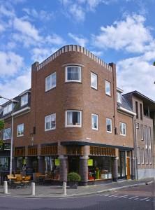 Amstelveen Dorpsstraat kr Stationnsstraat lunchroom La Gare SDI0411